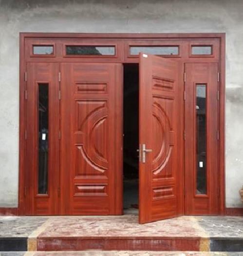 10 Mẹo thiết kế cửa chính đẹp mắt – ấn tượng- an toàn