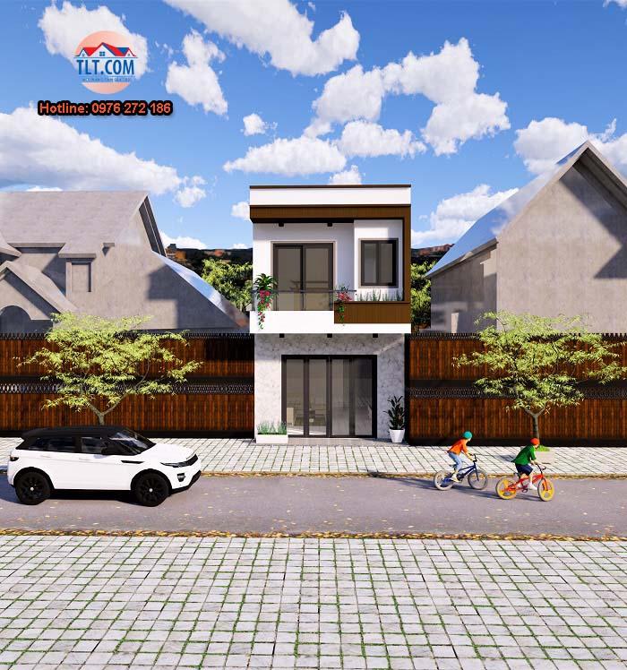 Bàn giao dự án xây dựng nhà 1 trệt 1 lầu chị Tuyết Thương- Tây Ninh