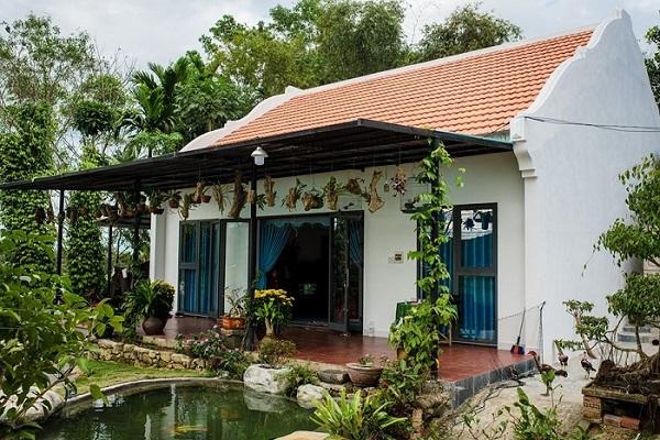 Phương pháp hiện đại hóa ngôi nhà ở nông thôn