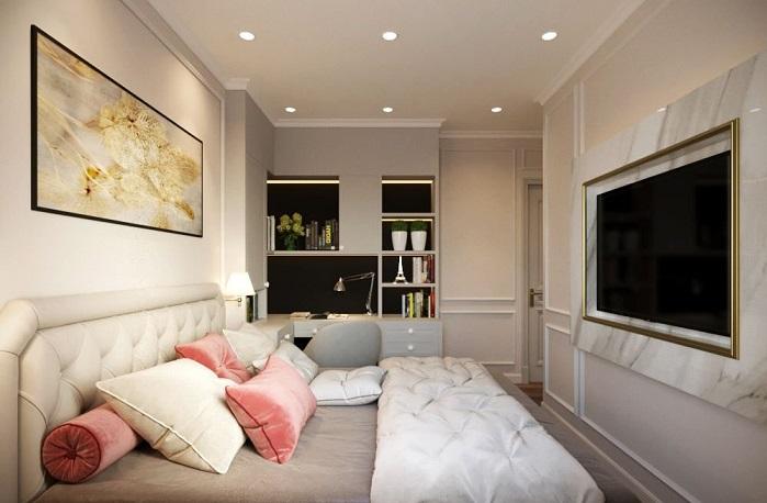 Những màu sơn tường đẹp nhất cho phòng ngủ