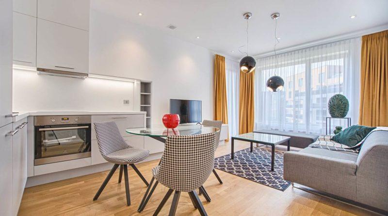Cách lựa chọn nội thất cho không gian sống nhỏ hẹp