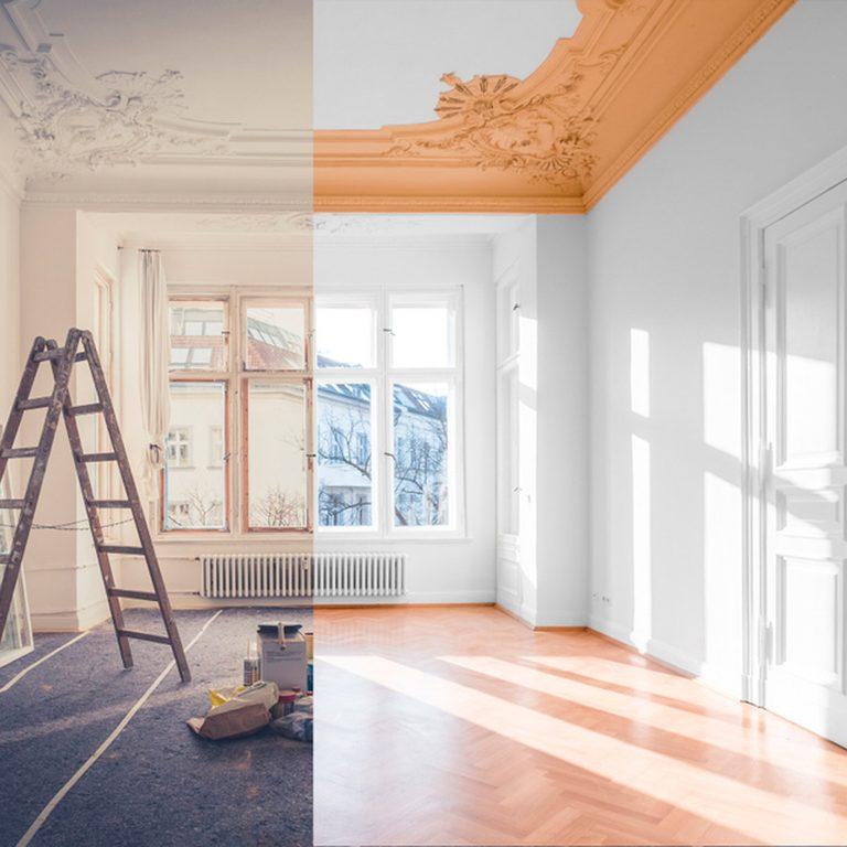 Ưu và nhược điểm khi sửa chữa cải tạo một căn nhà cũ